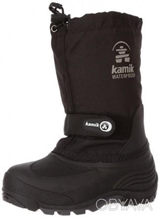 Продам дуже теплі зимові чобітки на хлопчика відомого канадського бренду Kamik ч. Ровно, Ровненская область. фото 1