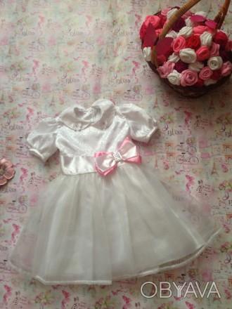 платье на 2-3года,рост90см.размер26см. Кривой Рог, Днепропетровская область. фото 1