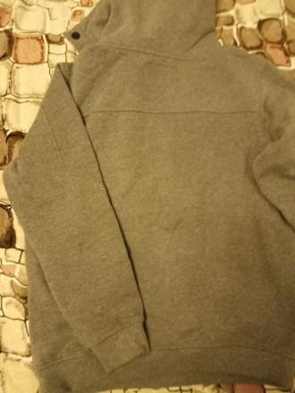 Толстовка для подростка 14-16 лет, на бирке размер М. Очень теплый трикотаж, сос. Бердянск, Запорожская область. фото 8
