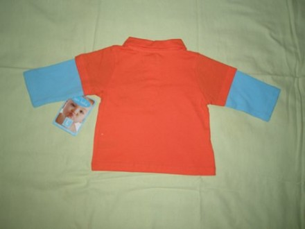 Продам бавовняний костюмчик на вік 6-9 місяців (штанці і кофтинка). Купувала на . Ровно, Ровненская область. фото 4