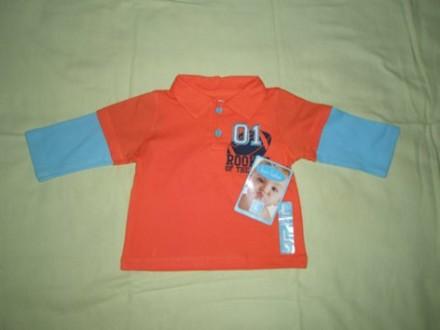 Продам бавовняний костюмчик на вік 6-9 місяців (штанці і кофтинка). Купувала на . Ровно, Ровненская область. фото 3