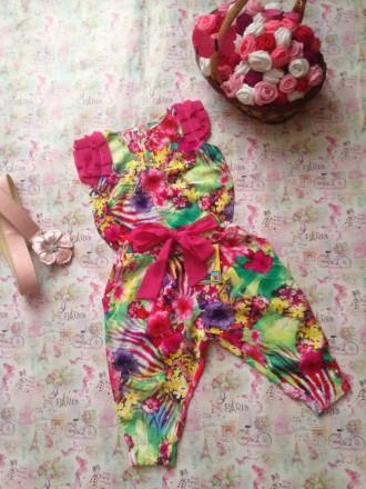 костюмы-блузка и бриджи,рост 90,100,110длина бриджей 37,40,43,размеры 28,30. Кривой Рог, Днепропетровская область. фото 4