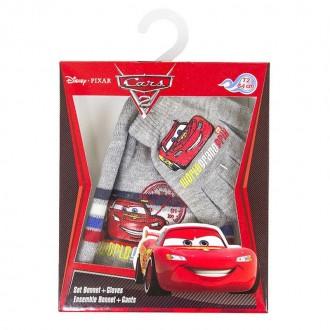 Комплект шапочка и перчатки для мальчика. Производитель Disney, Pixar.  Качеств. Винница, Винницкая область. фото 4