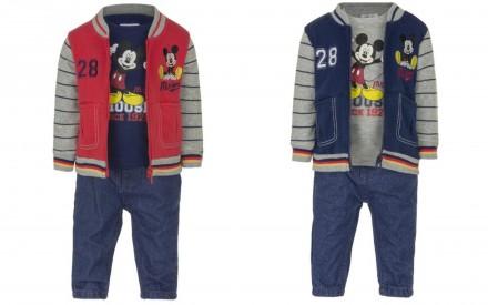 Стильный и теплый костюм для малыша. Производитель Disney baby, Германия.   В к. Винница, Винницкая область. фото 2