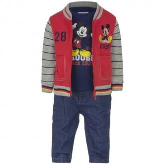Стильный и теплый костюм для малыша. Производитель Disney baby, Германия.   В к. Винница, Винницкая область. фото 3