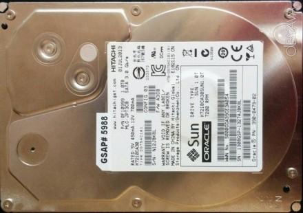 Hitachi H7210CA30 [H7210CA30SUN1.0T] (1TB - 7200 RPM- SATA Disk) (p/n 390-0479). Киев. фото 1