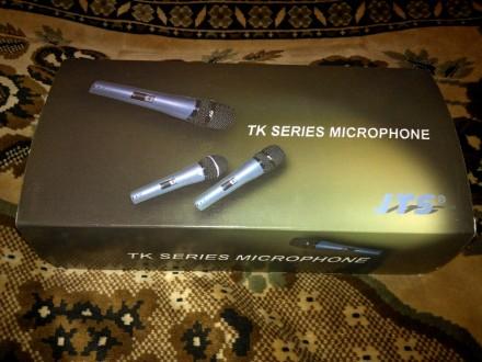 Продам мікрофон JTS TK-600. Переяслав-Хмельницкий. фото 1