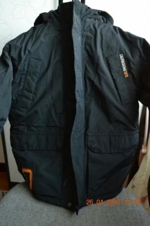 Суперова непродувна курточка didriksons оригінал,замовлялась на даному сайті htt. Долина, Ивано-Франковская область. фото 3