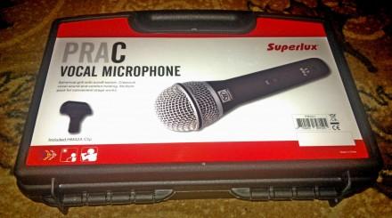 Продам мікрофон Superlux PRAC1. Переяслав-Хмельницкий. фото 1