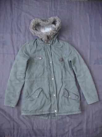 Тёплая куртка 152-158. Сновск (Щорс). фото 1