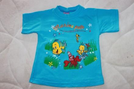 Очень качественная футболочка, в хорошем состоянии, без нюансов. НЕ линяет, НЕ р. Запорожье, Запорожская область. фото 2