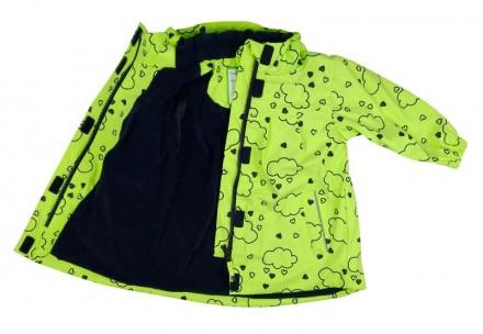 Многофункциональная куртка дождевик для девочки. Производитель Ergee, Германия. . Винница, Винницкая область. фото 4