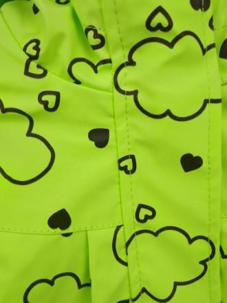Многофункциональная куртка дождевик для девочки. Производитель Ergee, Германия. . Винница, Винницкая область. фото 5