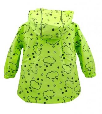 Многофункциональная куртка дождевик для девочки. Производитель Ergee, Германия. . Винница, Винницкая область. фото 3