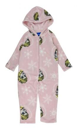 Теплая пижамка из велсофта для девочки, отменное качество. Производитель Disney.. Винница, Винницкая область. фото 3