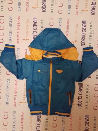 Суперовая детская курточка весна-осень. Возраст:1, 2, 3, 4, 5, 6, 7, 8, 9лет. Це. Херсон, Херсонская область. фото 2