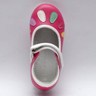 Туфельки Красные