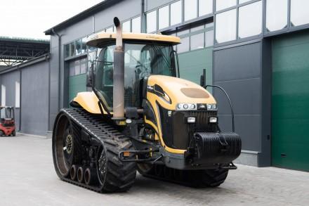 Гусеничный трактор Challenger MT765C. Житомир. фото 1