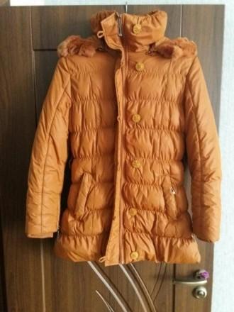 Куртка в збереженому стані тел.994 - Показать номер -. Сарны, Ровненская область. фото 2