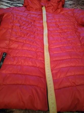 Куртка весенне-осенняя в хорошем состоянии.Очень удобная и практичная.. Лубны, Полтавская область. фото 6