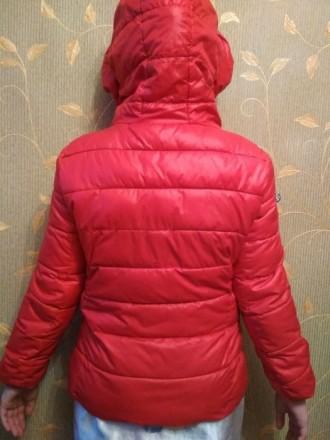 Куртка весенне-осенняя в хорошем состоянии.Очень удобная и практичная.. Лубны, Полтавская область. фото 4