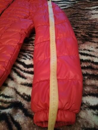 Куртка весенне-осенняя в хорошем состоянии.Очень удобная и практичная.. Лубны, Полтавская область. фото 5