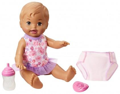 пупс пьет и мочит подгузник - подарок для маленькой девочки, оригинал Маттел США. Херсон. фото 1