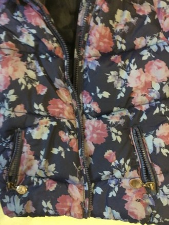 Курточка приталенная, на худенькую девочку. Подойдёт на ребёнка ростом от 98 до . Запорожье, Запорожская область. фото 6