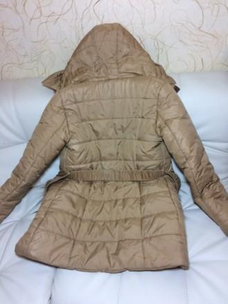 Детская зимняя куртка-пуховик DeSalitto Италия на рост 140-150 (указан 150, но п. Киев, Киевская область. фото 5