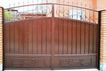 Ворота,калитки. Кривой Рог. фото 1