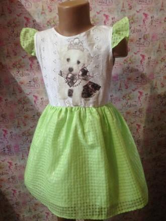 платья для девочки 7-8 лет,рост 120,130 длина юбки 33,34см. Кривой Рог, Днепропетровская область. фото 3