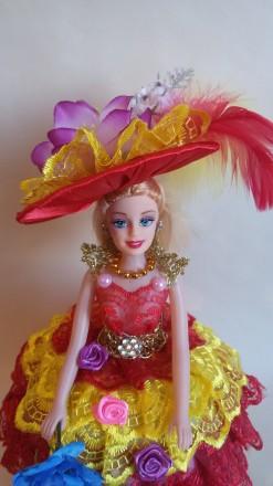 Кукла-шкатулка красивый подарок для любого возраста. Яркие, красивые с секретом. Теплодар, Одесская область. фото 3