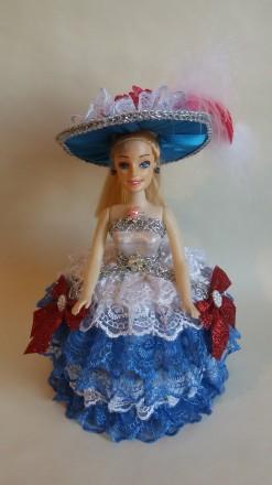 Кукла-шкатулка красивый подарок для любого возраста. Яркие, красивые с секретом. Теплодар, Одесская область. фото 10