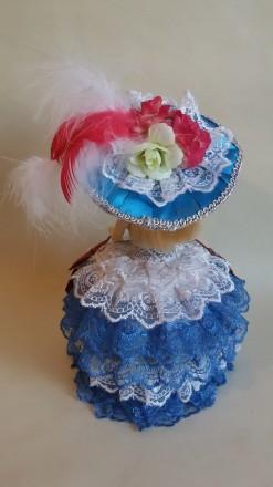 Кукла-шкатулка красивый подарок для любого возраста. Яркие, красивые с секретом. Теплодар, Одесская область. фото 12