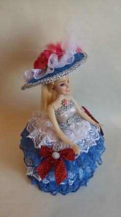 Кукла-шкатулка красивый подарок для любого возраста. Яркие, красивые с секретом. Теплодар, Одесская область. фото 11