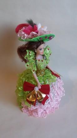 Кукла-шкатулка красивый подарок для любого возраста. Яркие, красивые с секретом. Теплодар, Одесская область. фото 7