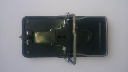 Мышеловка механическая (хлопавка). Бердянск. фото 1