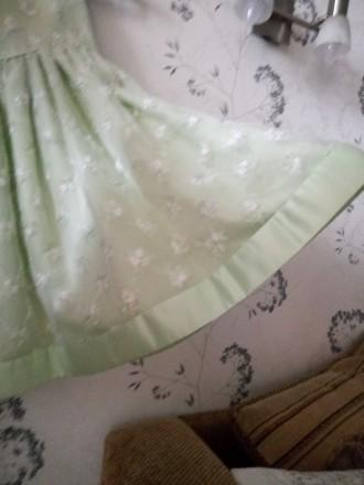 Нарядное платье, состояние отличное, одевали пару раз на утренники.. Днепр, Днепропетровская область. фото 5