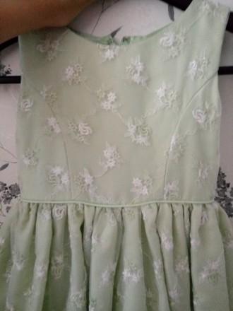 Нарядное платье, состояние отличное, одевали пару раз на утренники.. Днепр, Днепропетровская область. фото 4