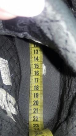 Ботинки на мальтчикаTimberland  в хорошем состоянии по стельке  22 см. Мелитополь, Запорожская область. фото 4