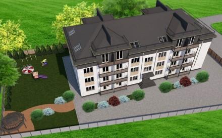 Продаються квартири площею від 47м.кв до 56м.кв ,одно і двох кімнатні. Будинок п. Луцьк, Волинська область. фото 4