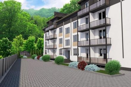 Продаються квартири площею від 47м.кв до 56м.кв ,одно і двох кімнатні. Будинок п. Луцьк, Волинська область. фото 3