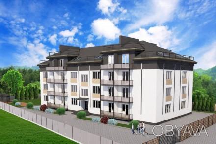 Продаються квартири площею від 47м.кв до 56м.кв ,одно і двох кімнатні. Будинок п. Луцьк, Волинська область. фото 1