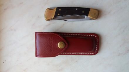 Кожаный чехол для ножа 100% кожа. Своя работа под ваш заказ.. Полтава. фото 1