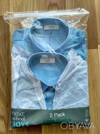 Рубашка с длинными рукавами 7 лет  плечо 11.5 cсм, рукав 40.5 см, ширина 40.5 . Одесса, Одесская область. фото 1