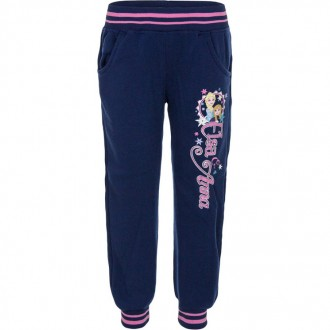 Спортивные штаны для девочки. Производитель Disney.   Принт Анны и Эльзы на шта. Винница, Винницкая область. фото 5