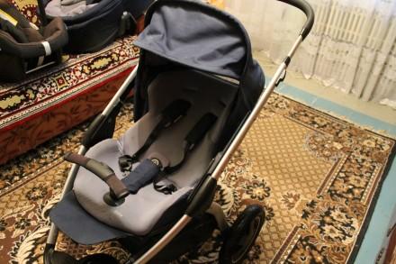 Универсальная Maxi-Cosi Mura 3 коляска 3 в 1 предназначена для детей с рождения . Киев, Киевская область. фото 3