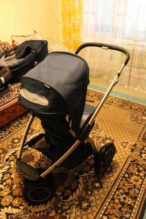 Универсальная Maxi-Cosi Mura 3 коляска 3 в 1 предназначена для детей с рождения . Киев, Киевская область. фото 6