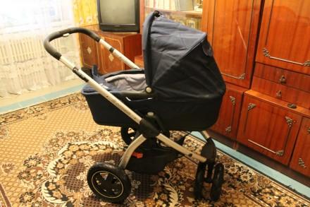 Универсальная Maxi-Cosi Mura 3 коляска 3 в 1 предназначена для детей с рождения . Киев, Киевская область. фото 2