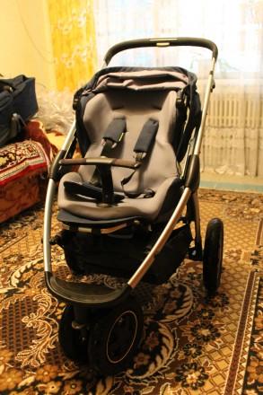 Универсальная Maxi-Cosi Mura 3 коляска 3 в 1 предназначена для детей с рождения . Киев, Киевская область. фото 5